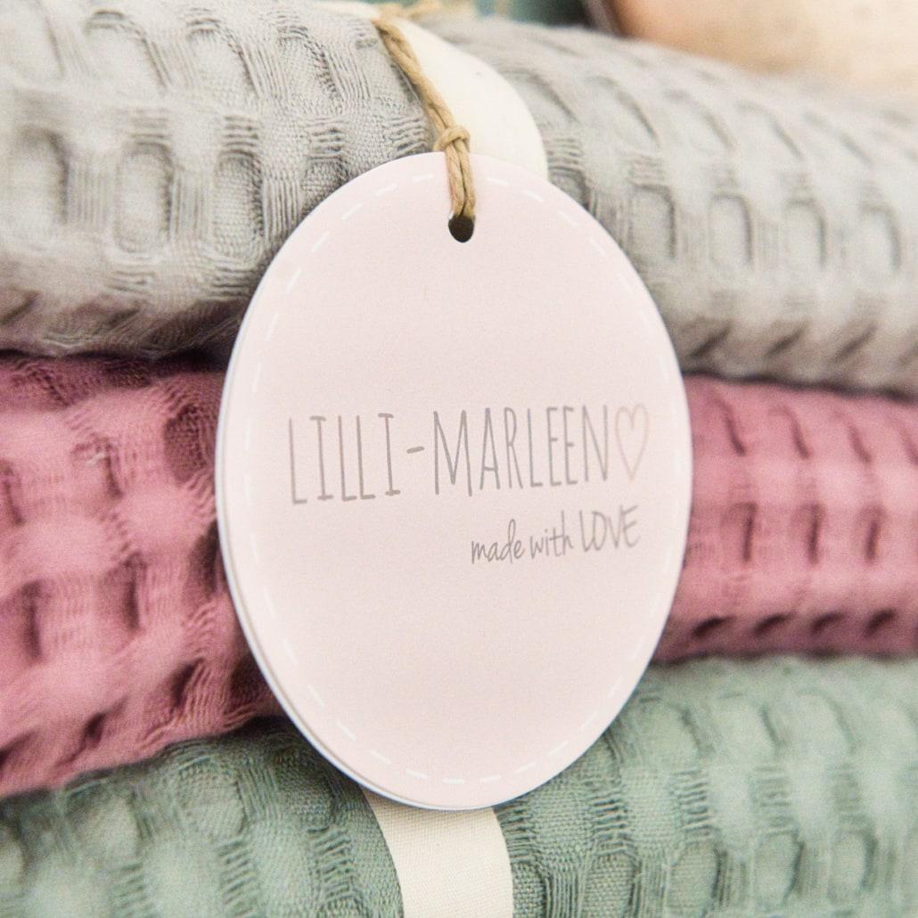 Lilli-Marleen Etikett